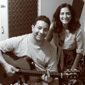 Luis Mario Ochoa and Mary