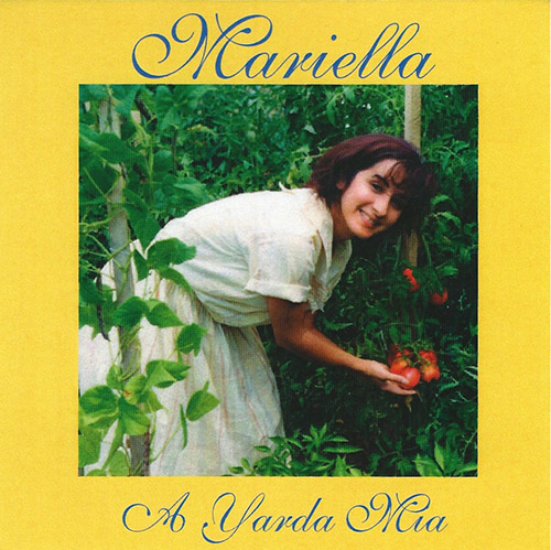 Mariella - A Yarda Mia CD