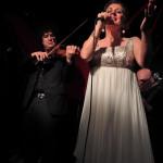 Drew Jurecka and Mary Panacci
