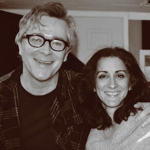 John Alcorn and Mary Panacci