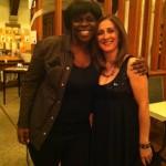 Deborah Daniels and me